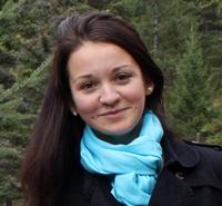 Oksana Vernygora instructor for Transmitting Science