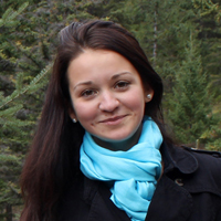 Oksana Vernygora instructor for Transmitting Science