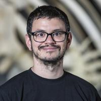 Jordi Marce-Nogue instructor for Transmitting Science