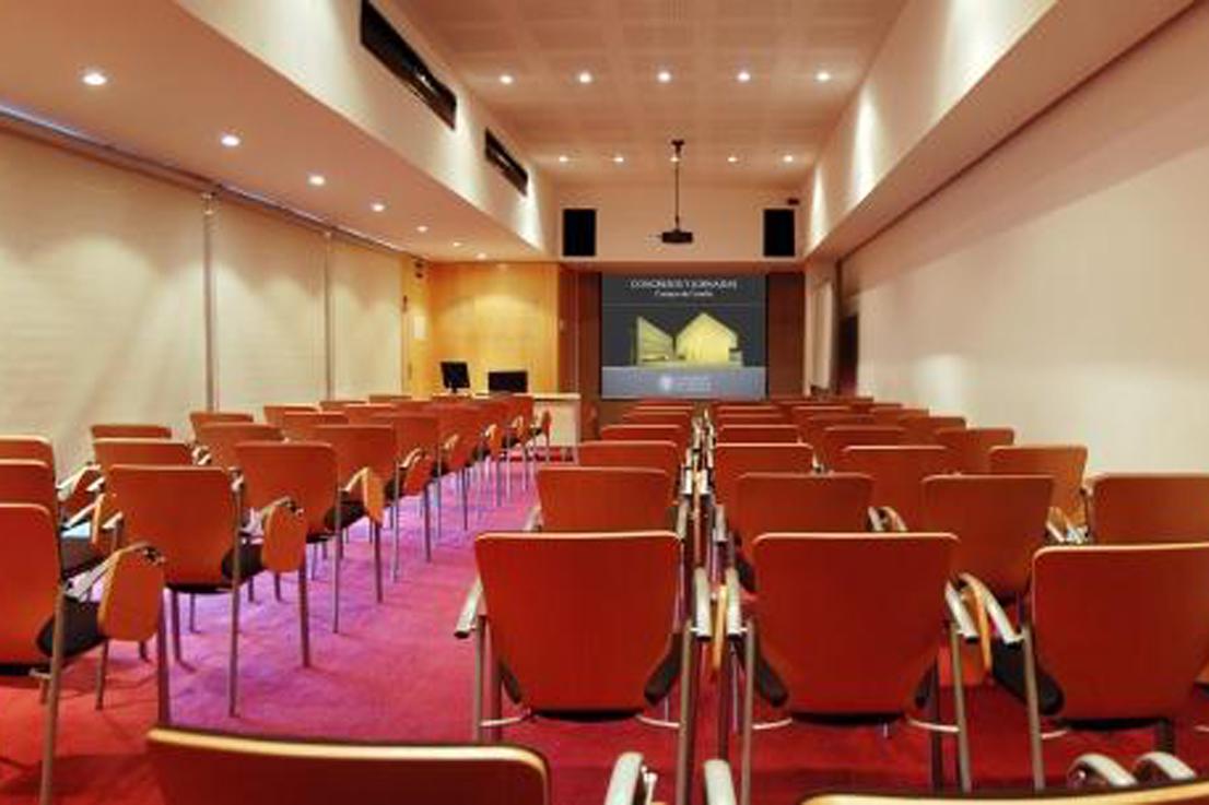 Campus Gandía Classroom