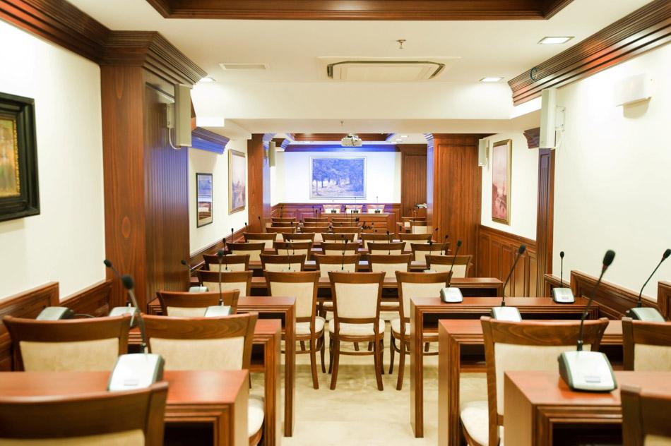Gerakari Seminar Room