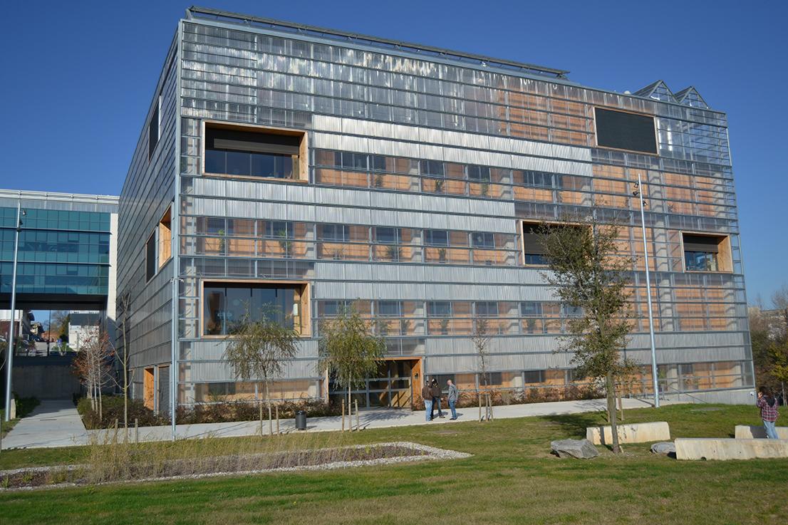 Institut Catala de Paleontologia Miquel Crusafont - Z-building