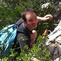 Julien Clavel instructor for Transmitting Science