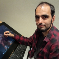 Hugo Salais instructor for Transmitting Science
